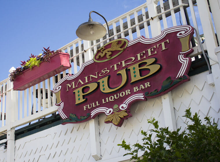 Mainstreet Pub & Restaurant in Melbourne, FL is Downtown's Favorite Spot for Local Fresh Food & Drinks. Visit Mainstreet Pub & Restaurant for Food & Fun!