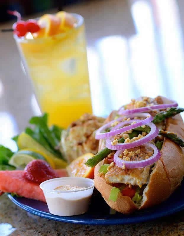 The Best Restaurant in Melbourne, FL for Fresh Lunch & Dinner